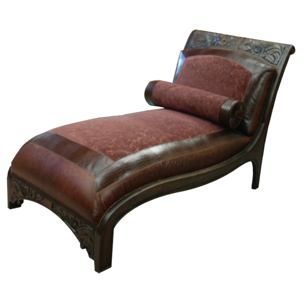 la reina chaise lounge western chaise lounges chaise02 manufactured by