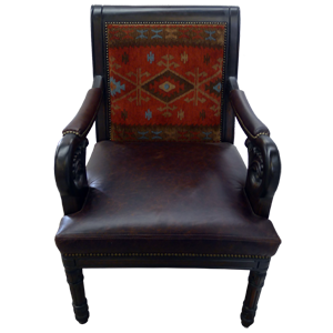 chr13a | Western chairs | Western dining room | Western Furniture