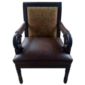 chr13b | Western chairs | Western dining room | Western Furniture