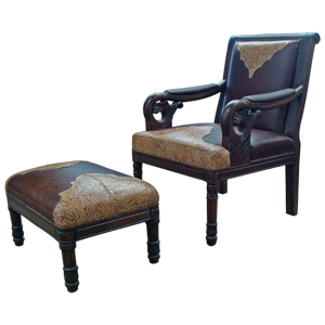 chr21 | Western chairs | Western dining room | Western Furniture