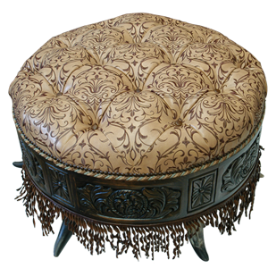 otm07 | Western ottomans | Western living room | Western Furniture