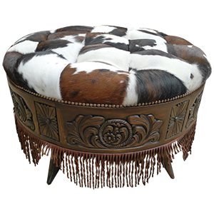 otm07b | Western ottomans | Western living room | Western Furniture