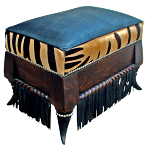 otm12 | Western ottomans | Western living room | Western Furniture